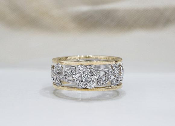 Dee Filigree Ring