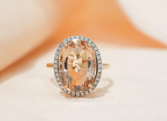 Princia Oval Ring