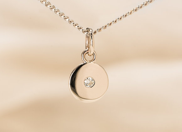 Micheli Diamond Pendant II