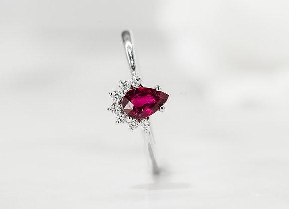 D'rosa Ruby Ring