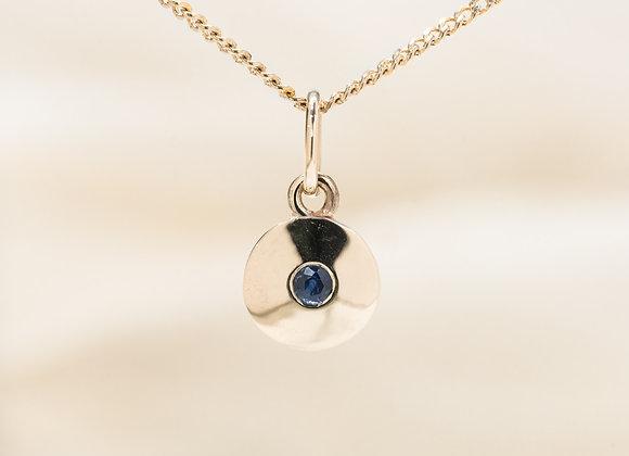 Micheli Sapphire Pendant