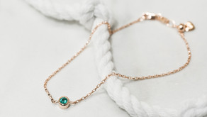 Emeralds Are For May!