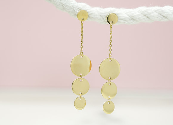Trilla Drop Earrings