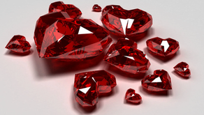 Roses are Red and Rubies are Too!
