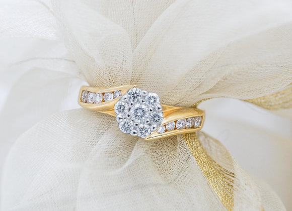 Florette Ring