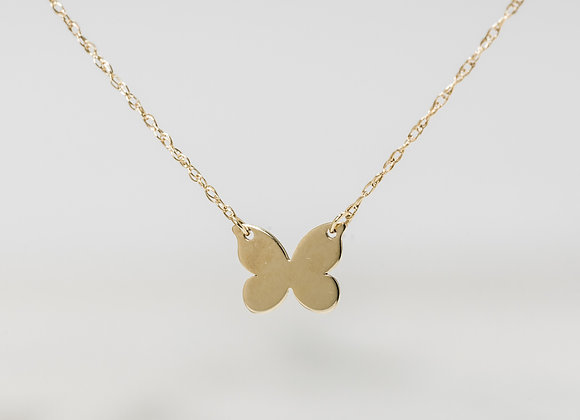 Vanessa ~ Butterfly Necklace