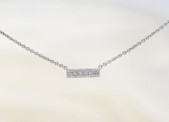 Deadana Bar Necklace