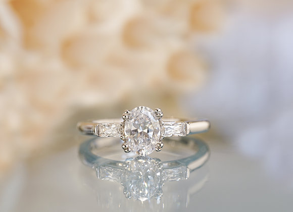 Audrey Engagement Ring