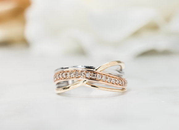 Dreamtime Infinity Ring