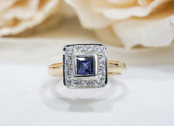 Saffron Ring