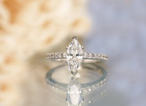 Moniqua Engagement Ring