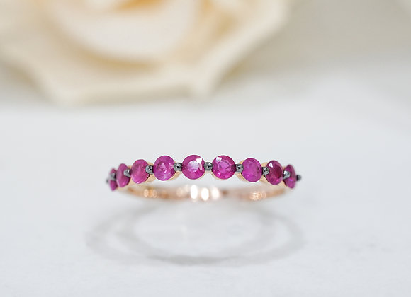 Isabella Ruby Ring