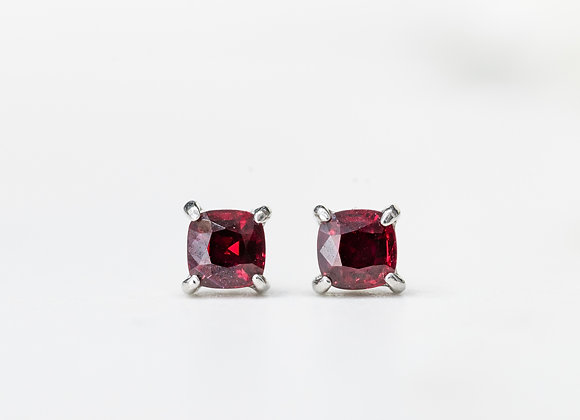 Bell' Ruby Studs