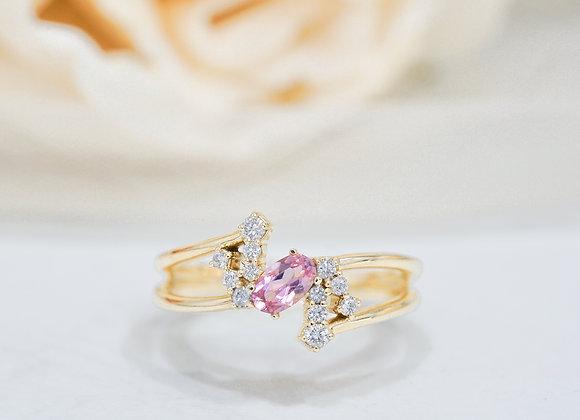 Tourmaline Empressa Ring
