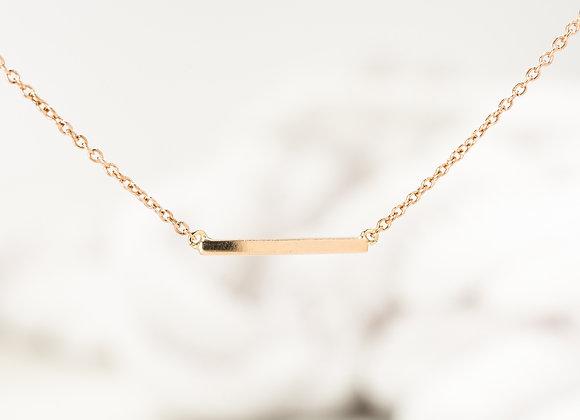 Rosi Bar Necklace