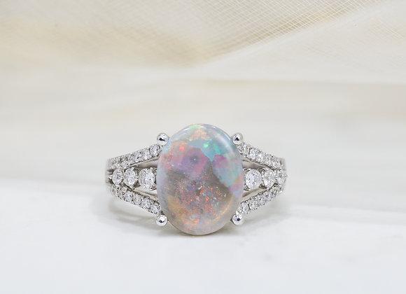 Opal Heaven Ring