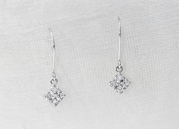 DD Drop Earrings