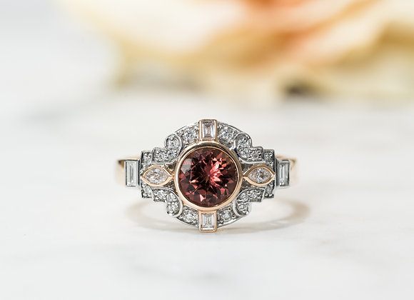 Tourmaline Moniqua Ring