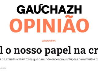 Gaúcha ZH Opinião