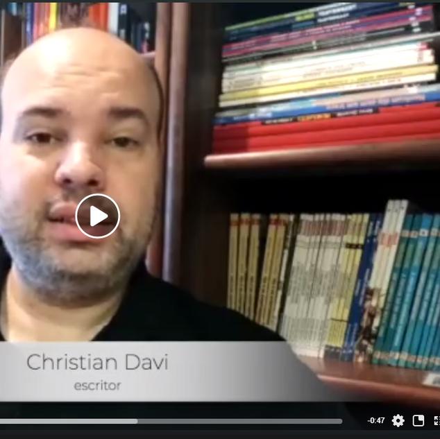 Christian Davi - Meu Livro Minha Doação
