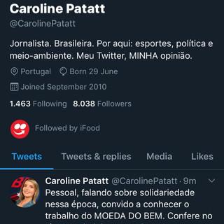 Caroline Patatt