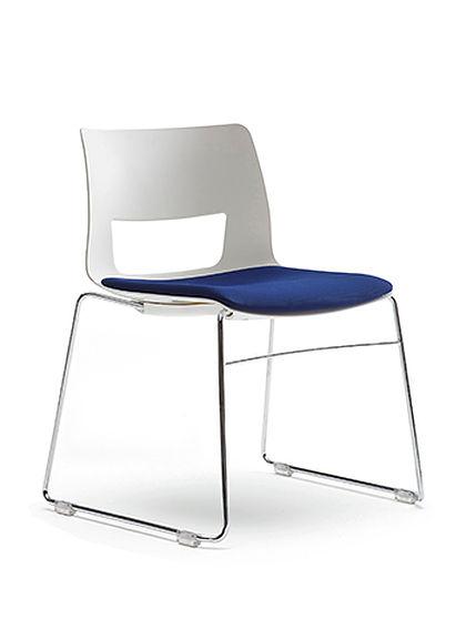 Sidiz Button Chair Padded Seat