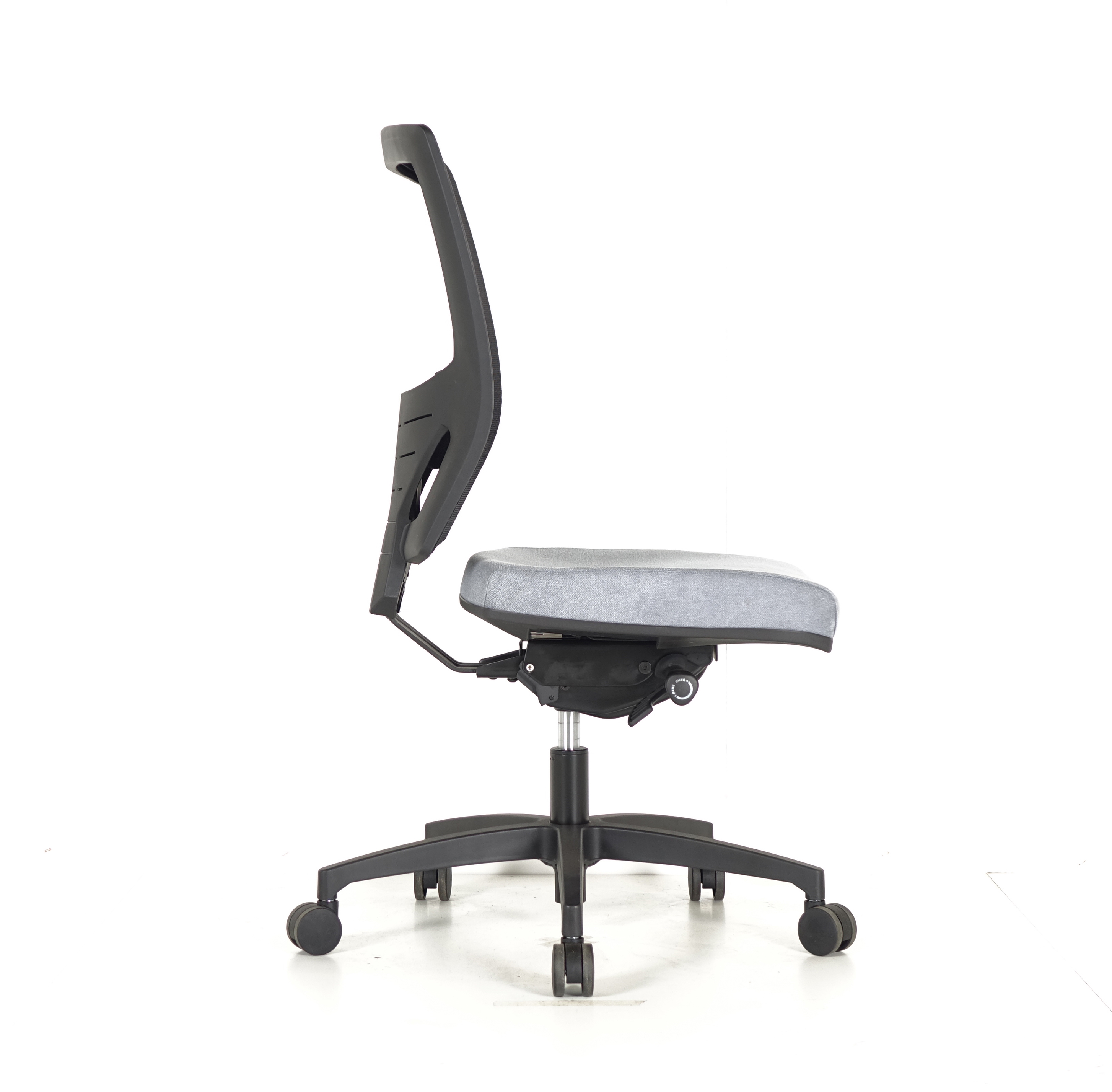 City Typist Chair Side