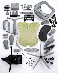 Mirra Chair Repairs
