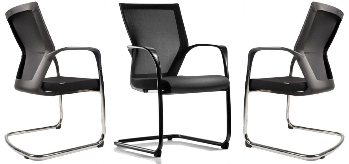 Sidiz Cantilever Guest Chair