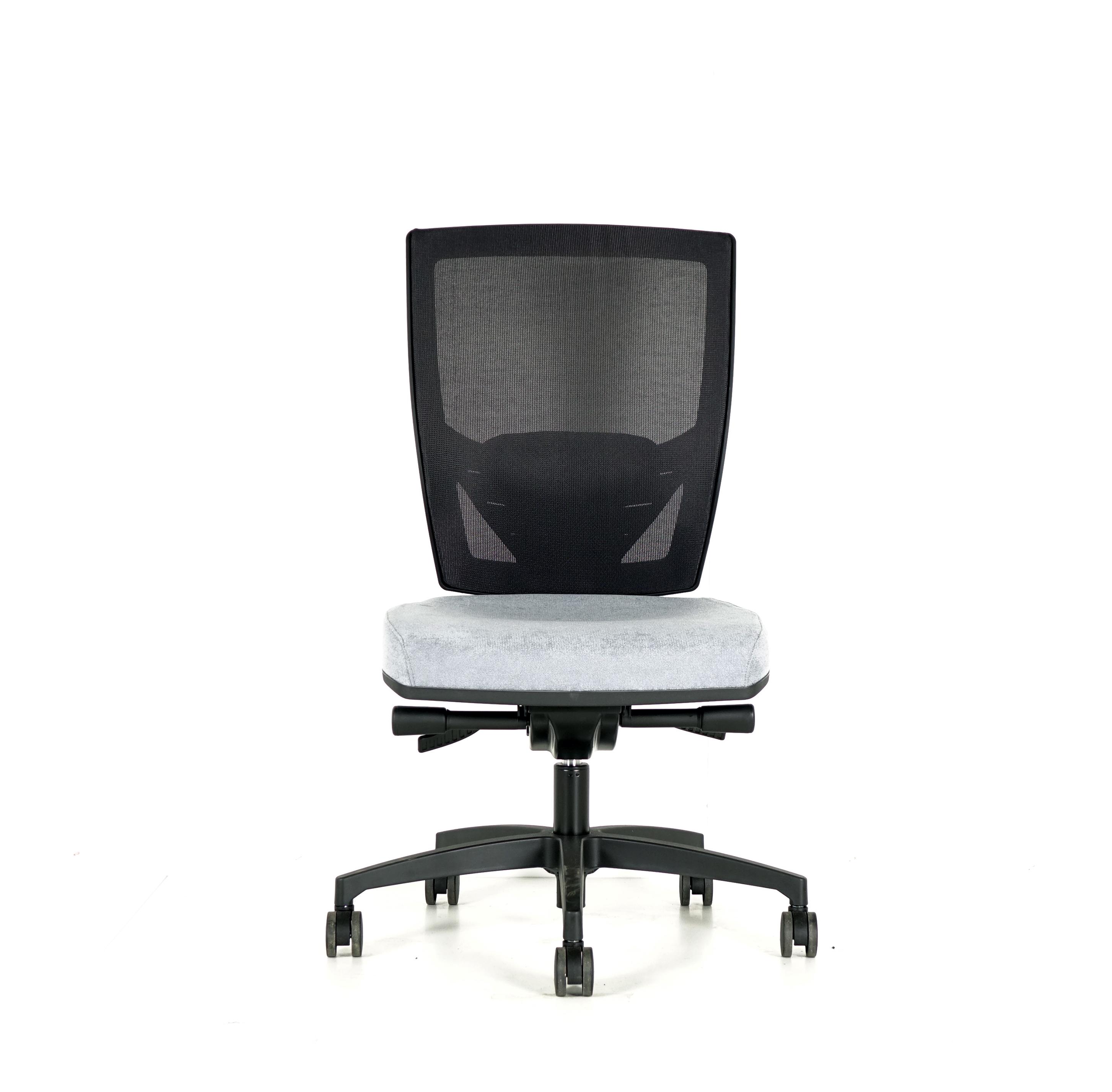 City Mesh Typist Chair Front