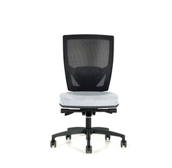 City Mesh Typist Chair Front