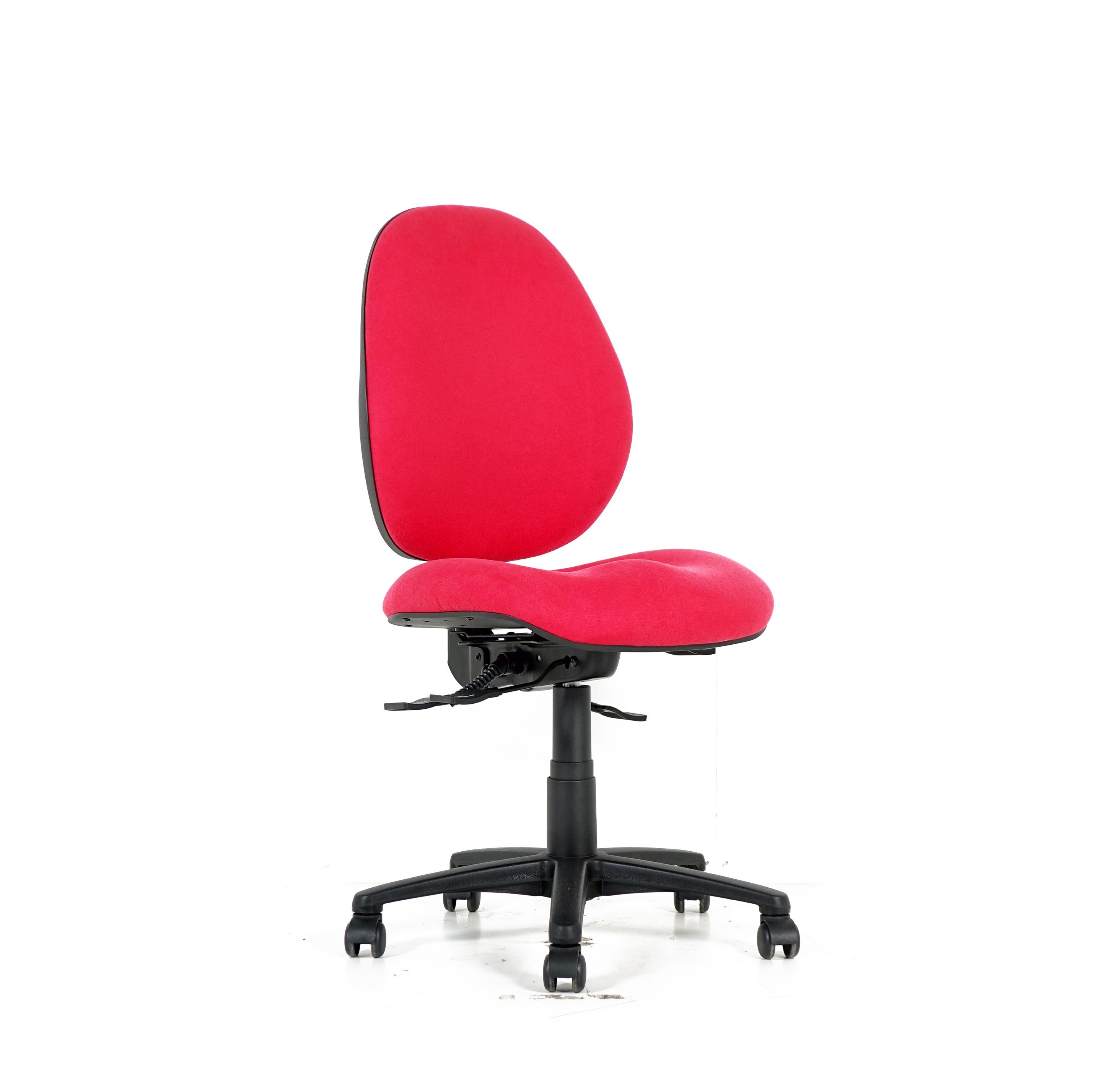 Malaga High Back Typist Chair