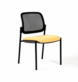 Titan Mesh 4 Leg Side Chair