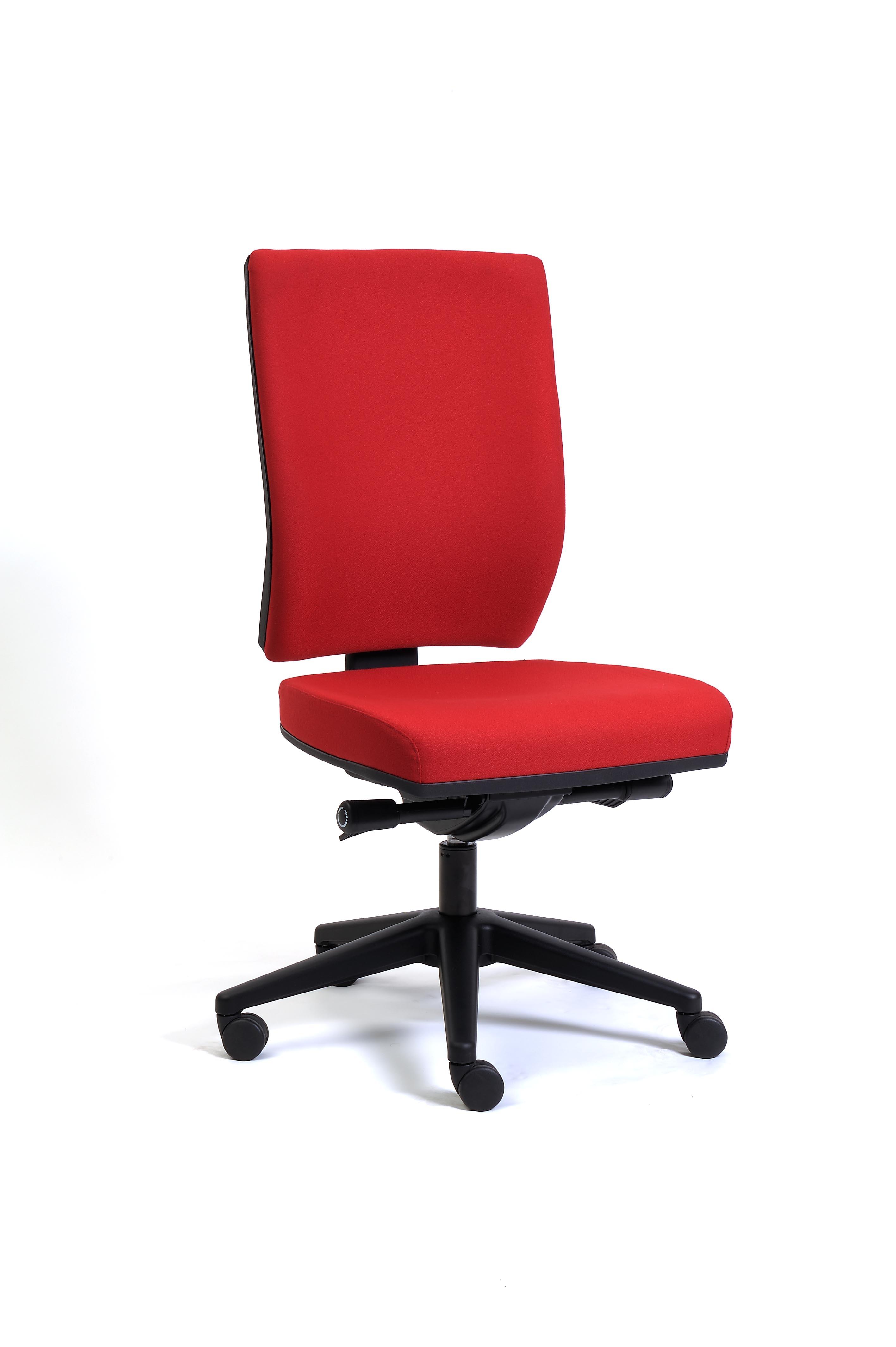 Renaissance High Back Typist Chair