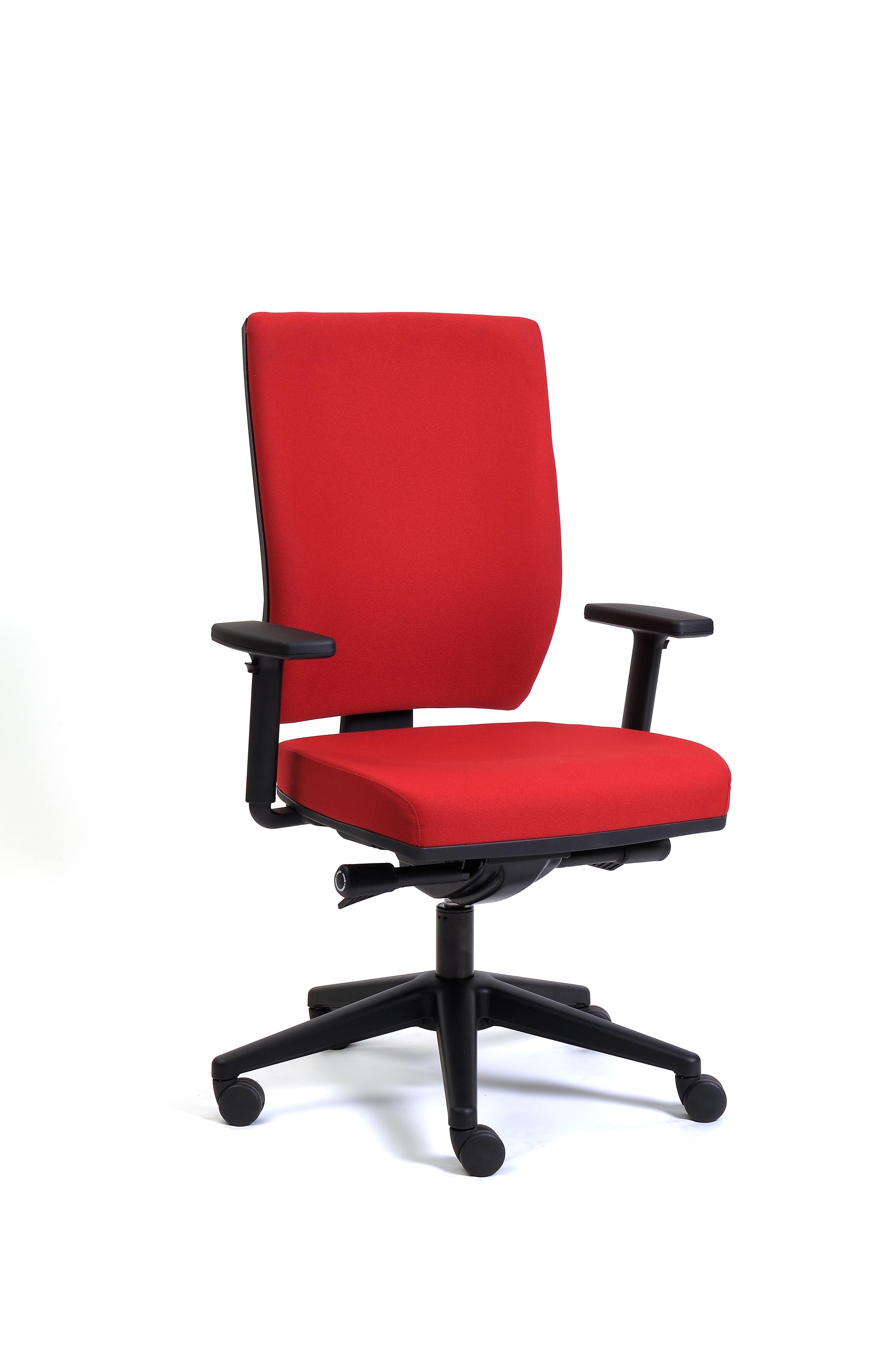 Renaissance High Back Clerical Chair
