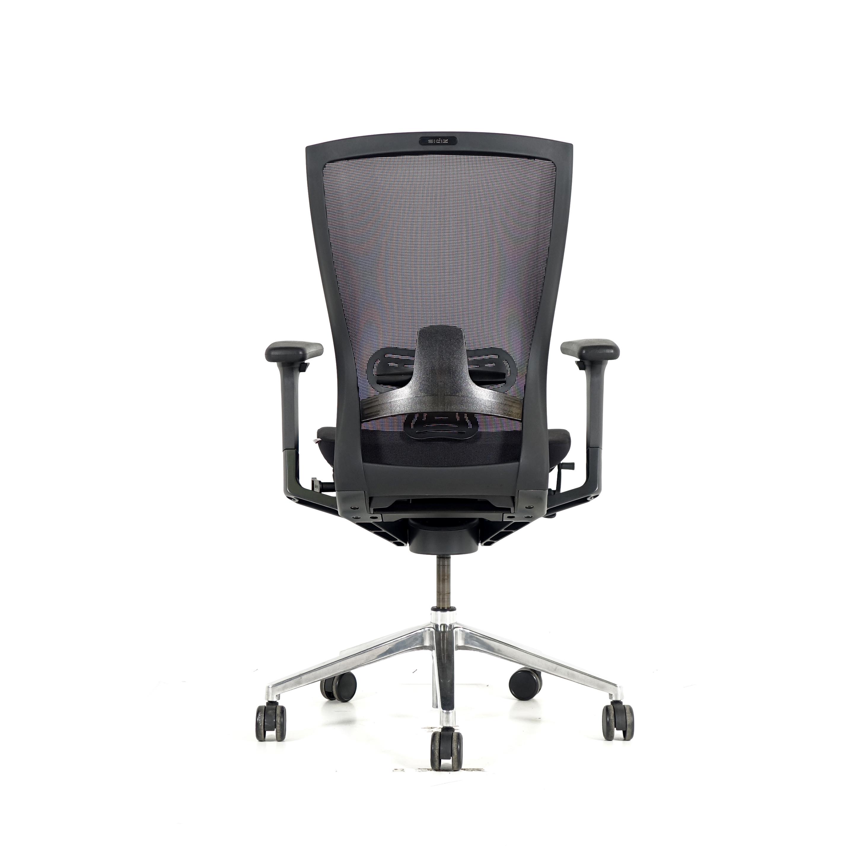 T50 Mesh Office Chair Rear