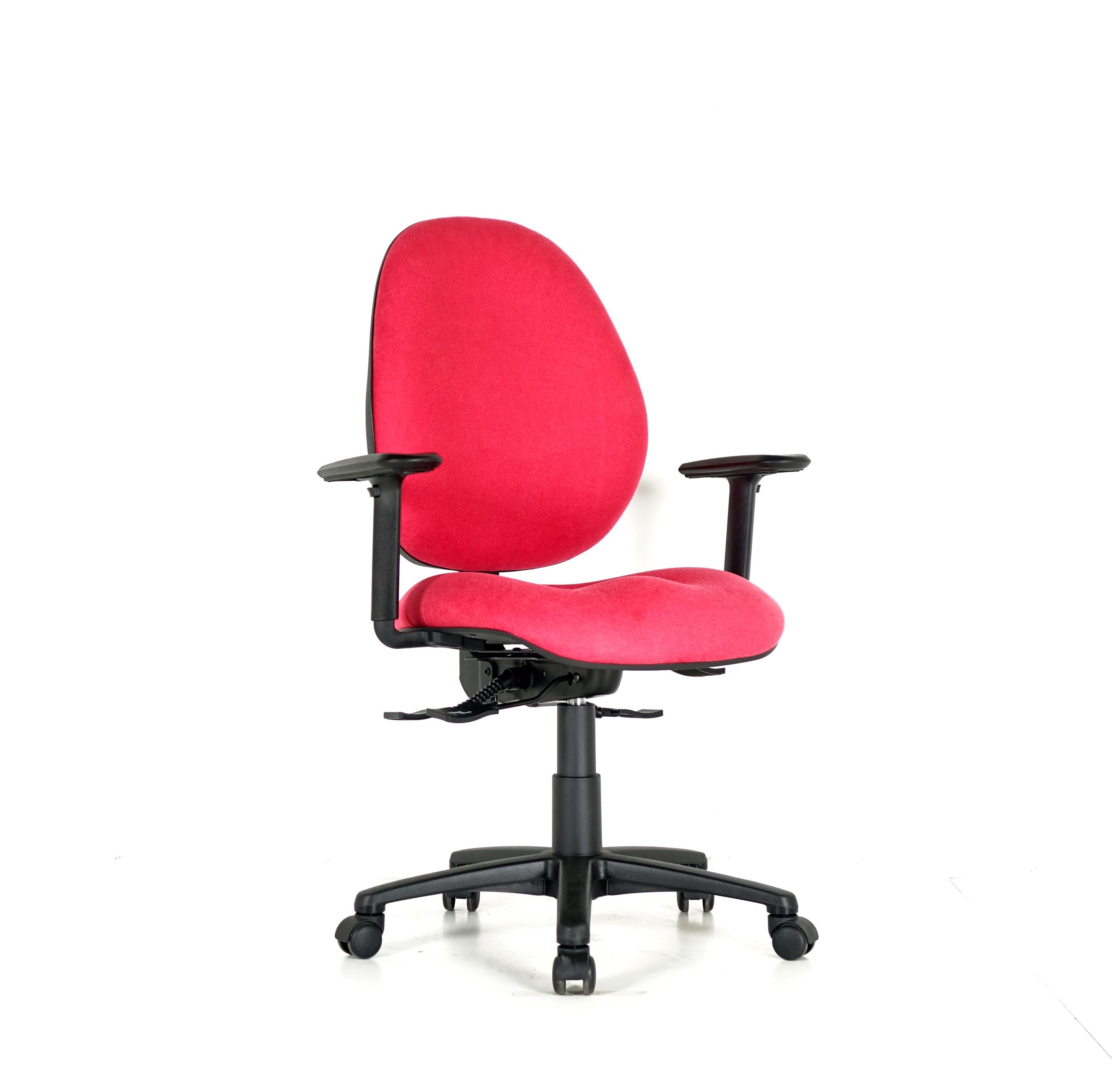 Malaga High Back Clerical Chair