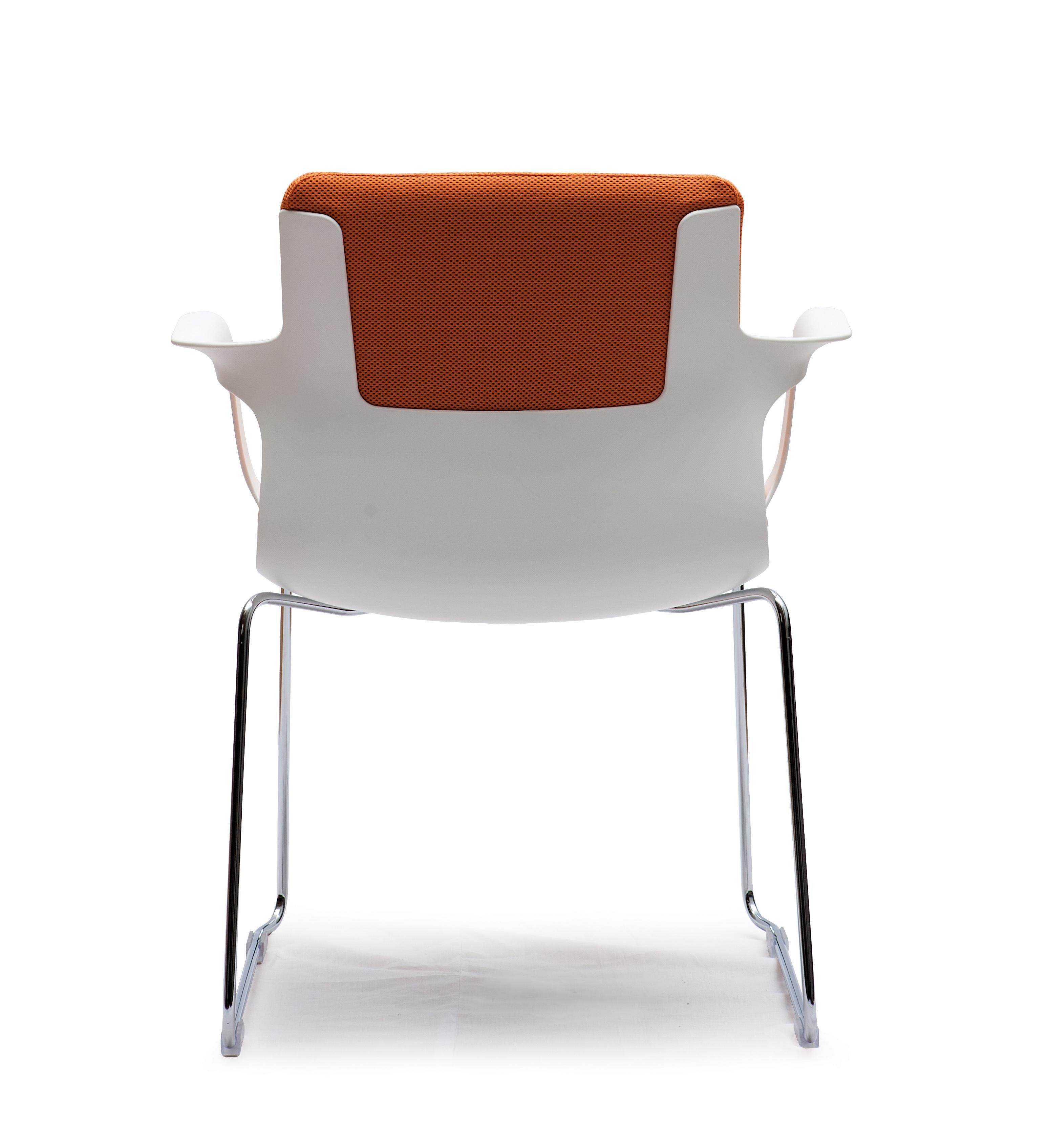 Sidiz EGA Sled Guest Chair