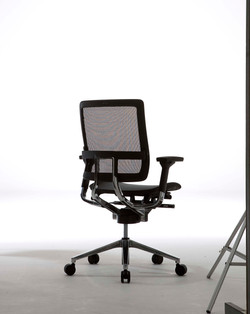Sidiz T59 Chair Rear