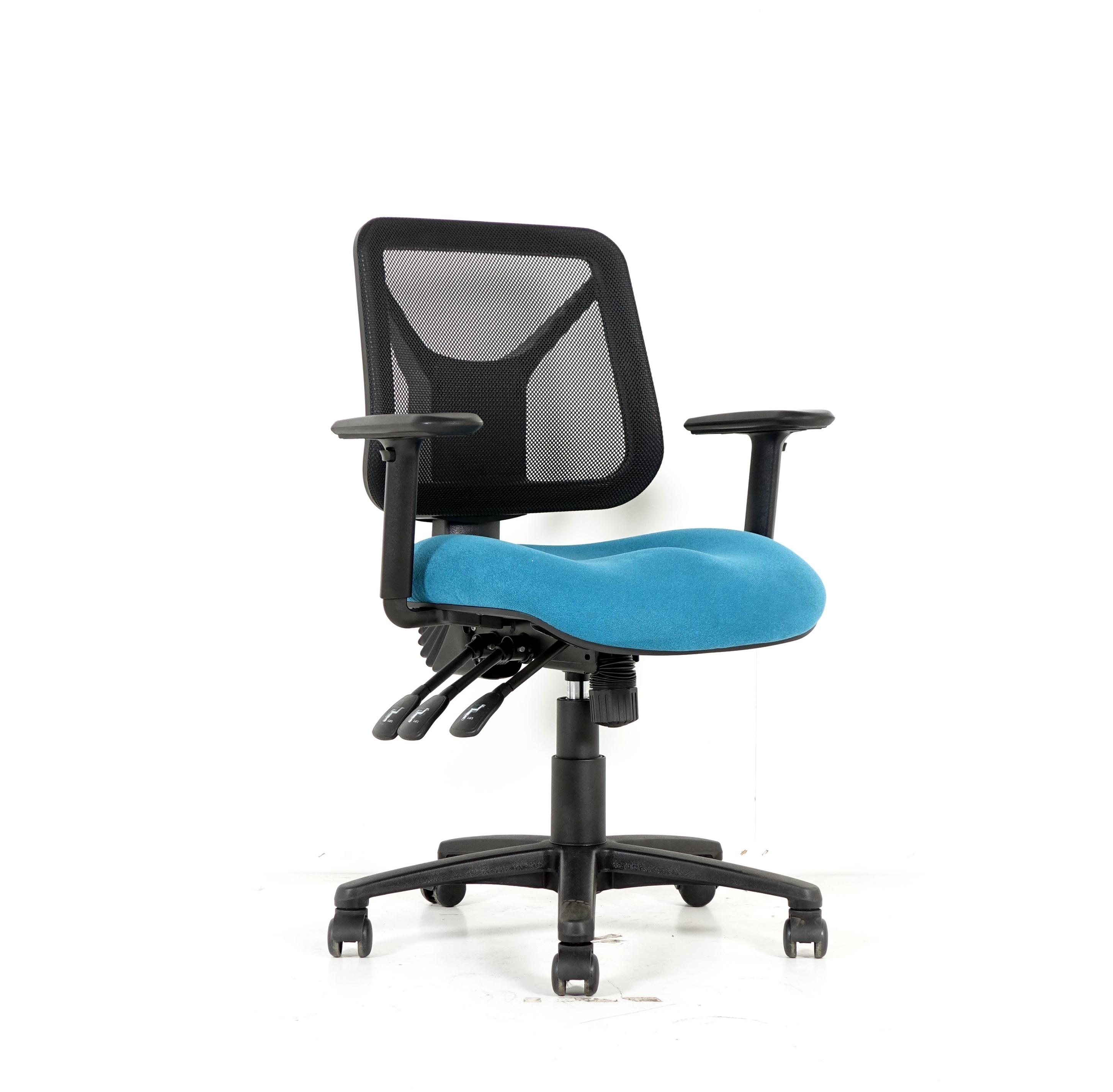 M80 Medium Back Clerical Chair