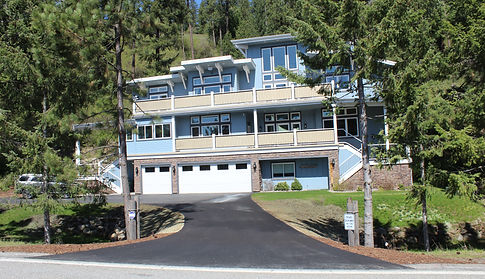 CDA Lake Waterfront Real Estate
