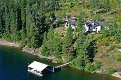 Coeur d'Alene Lake Waterfront Estate
