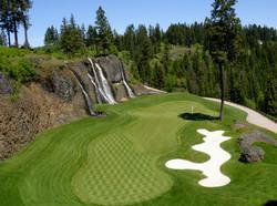 Black Rock Golf Course, #13