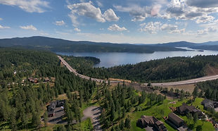 Forest Lake at Mullan Trail | Luxury Homes in Idaho