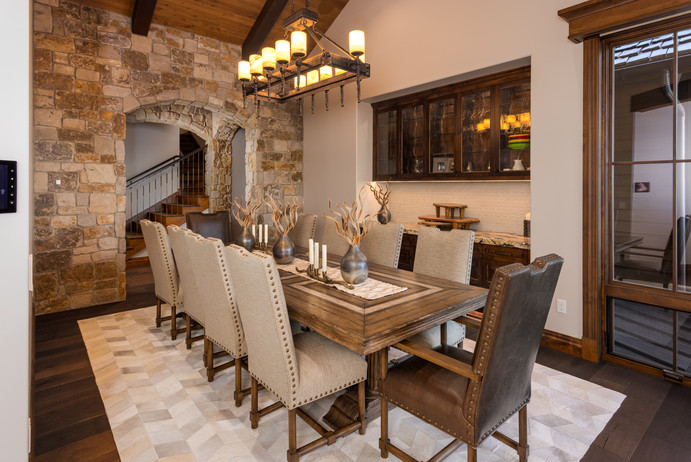 Private Dining Suited for 10