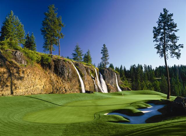 Black Rock Golf Course Hole #13