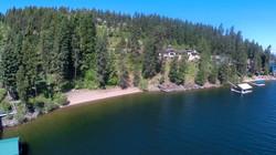 CDA Lake Waterfront Estate
