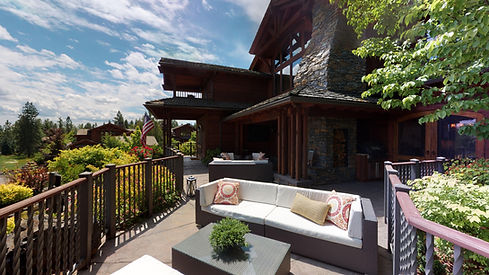 Black Rock Home with Golf Course Views