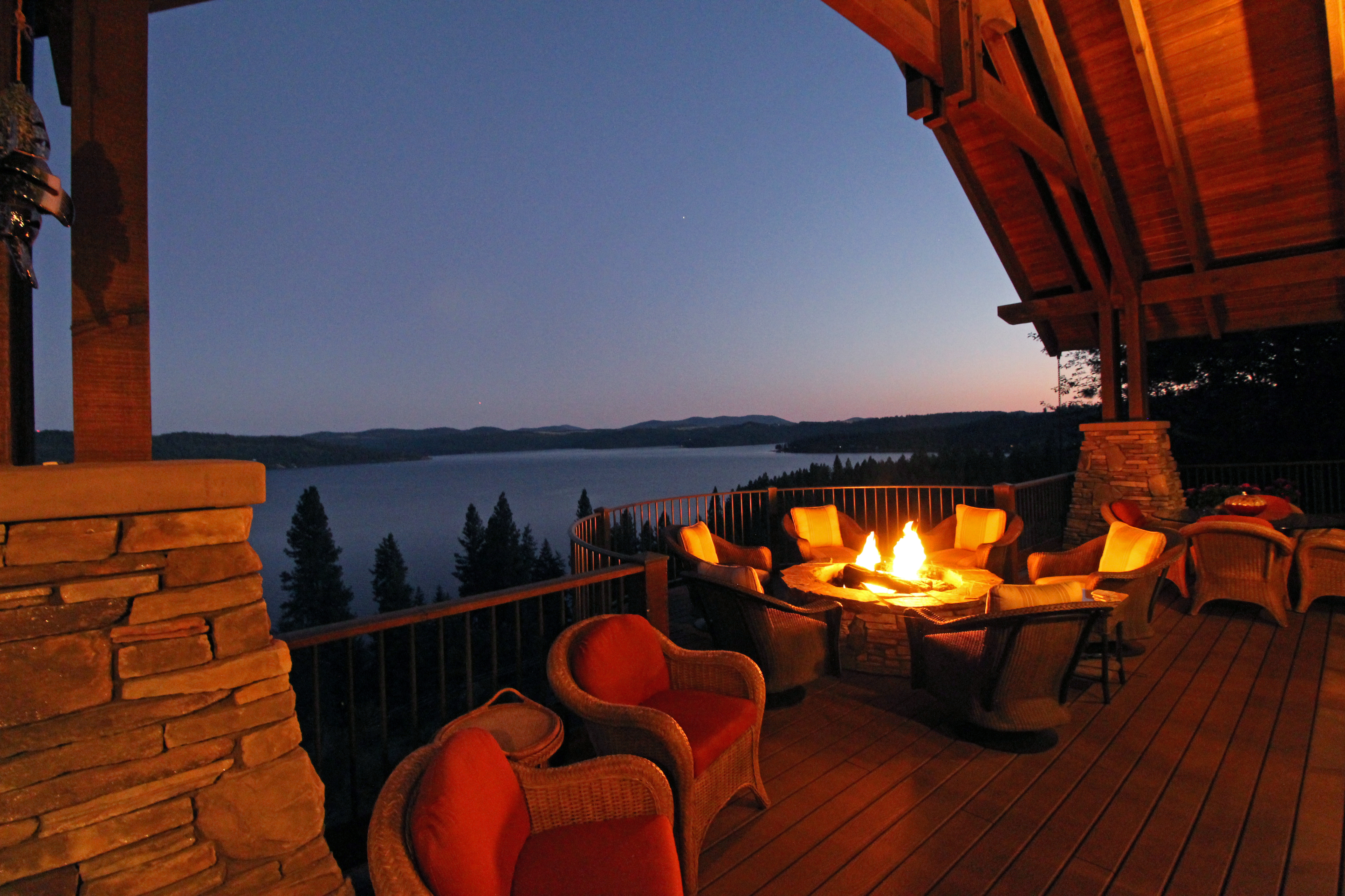 Black Rock Luxury Home