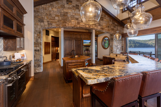 Coeur d'Alene Lake Estate, waterfront home, luxury home